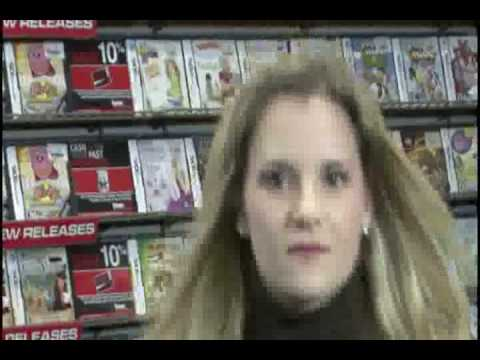 GameStop's 'How To Talk To Women And Shill Wii Non-Games' Training
