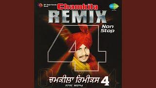 Chamkila Remix - Vol Iv Nonstop