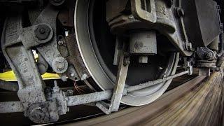 «Экстренное торможение поезда» / Emergency braking trains