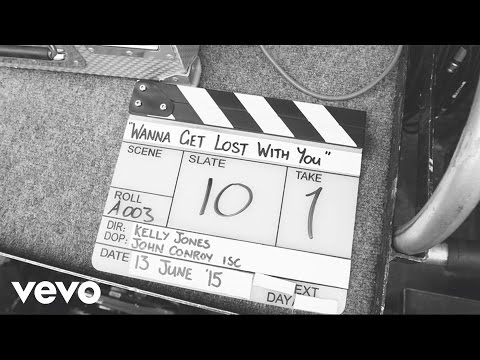 I Wanna Get Lost With You (Behind The Scenes)