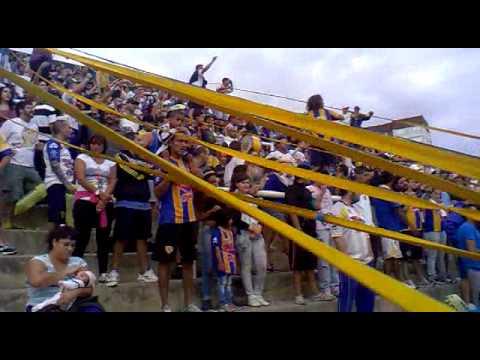 """""""56 ATLANTA VS ALMAGRO 2014 PRIMEROS MINUTOS"""" Barra: La Banda de Villa Crespo • Club: Atlanta"""