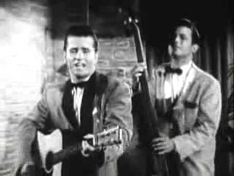 Lonesome Train (on a lonesome track) - Johnny Burnette\'s Rock \'n\' Roll Trio