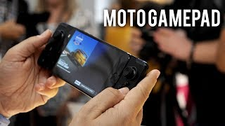 Motorola Moto Gamepad Hands On: Android's Nintendo Switch?