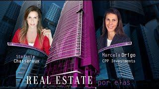 Real Estate por Elas - Marcela Drigo - CPP Investments