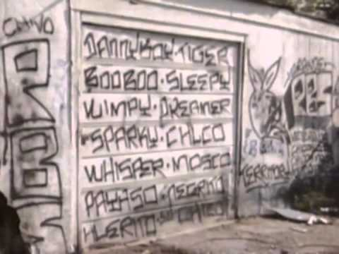 Ghetto Blaster Trailer 1989