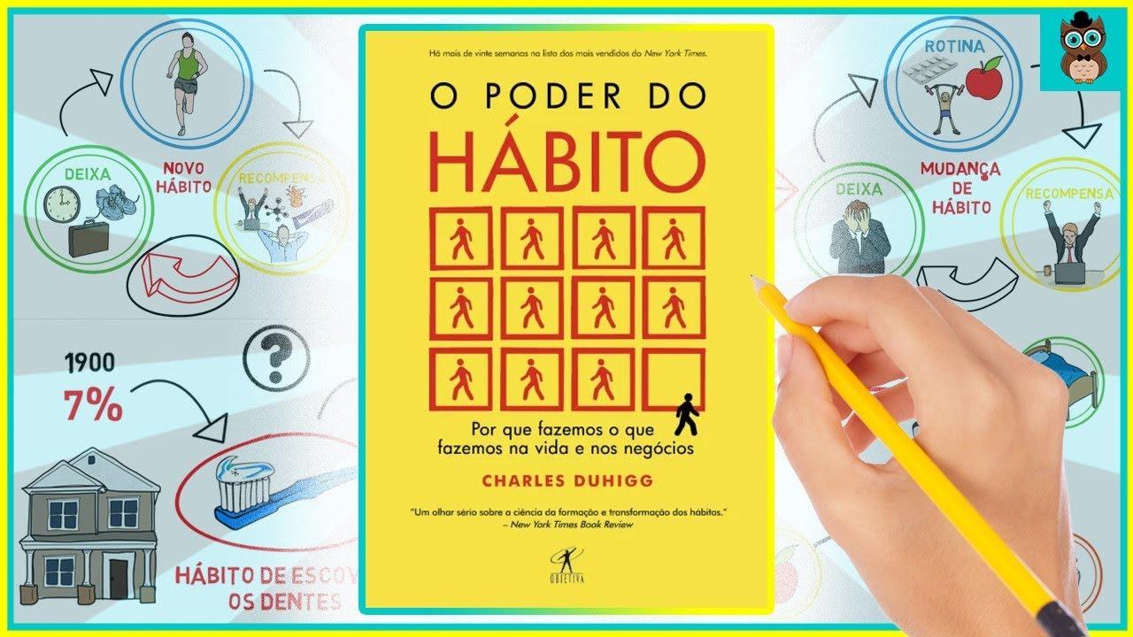 O PODER DO HÁBITO | Charles Duhigg