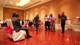 Drop'n Harmony - DNH - Medley - Chris & Liza Rodriguez Wedding 12.12.12