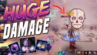 Smite: HUGE Damage Nox Build - CAN I GET THE GODLIKE!?