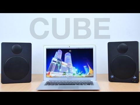 Perfekter Sound für den Schreibtisch - Wavemaster CUBE