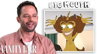 Nick Kroll Breaks Down His Most Famous Character Voices | Vanity Fair
