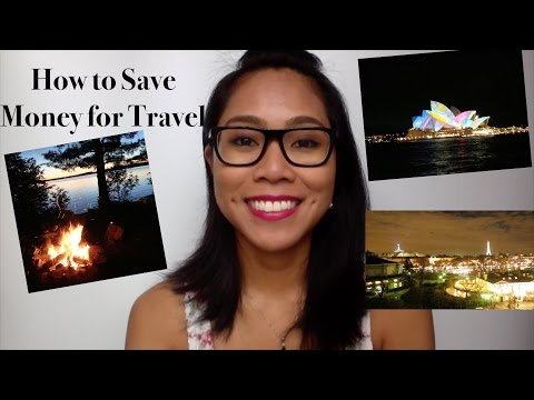 How to Save Money for Travel - Travel with Arianne