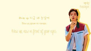 EXO (엑소) - Diamond Lyrics (Color-Coded Han/Rom/Eng)