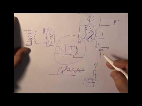 ДЛR#432. Резонанс на индукторе
