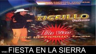 Fiesta En La Sierra - El Tigrillo Palma   Mix 2017