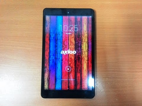 Axioo Windroid 8G Review
