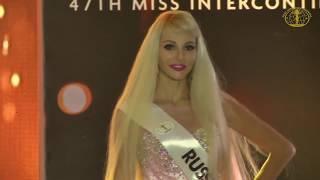 Таня Тузова Русская Барби финалистка 47-го международного конкурса красоты Miss Intercontinental