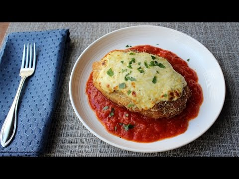 New & Improved Chicken Parmesan – Chicken Parm Recipe