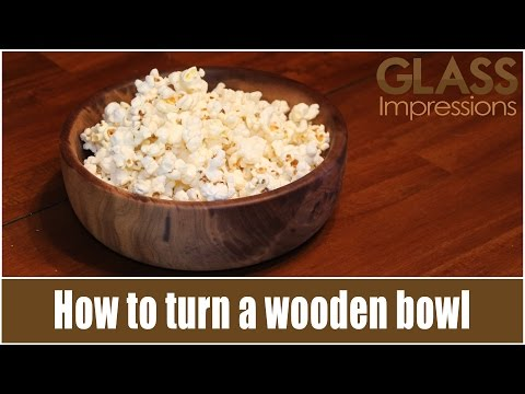 Bowl Turning Tutorial