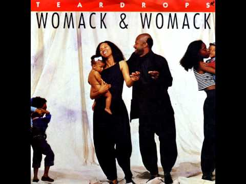 """Womack & Womack - Teardrops (12"""" Extended)"""