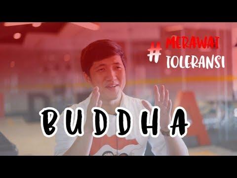 #MerawatToleransi - Apakah Agama Buddha Menyembah Patung?