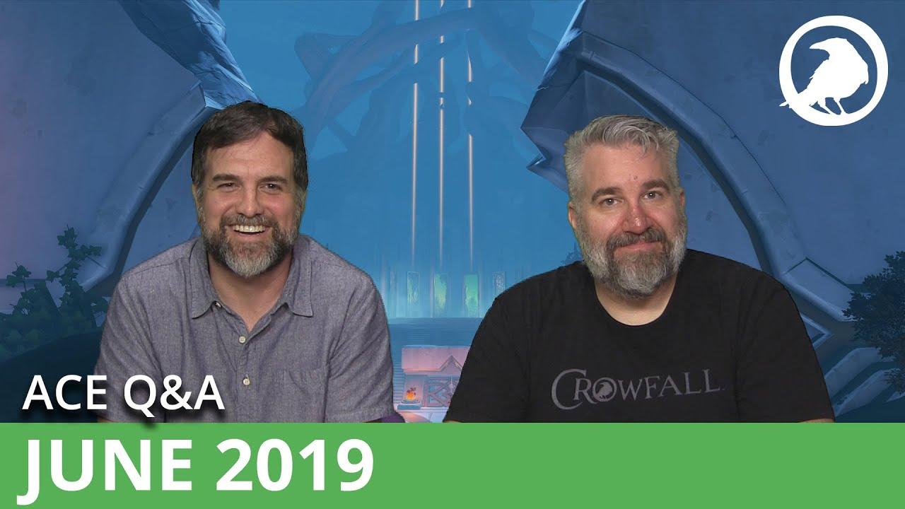 ArtCraft rompe con Travian Games, sara' Artcraft il publisher di Crowfall in Europa