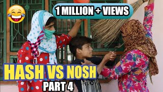 HASH VS NOSH PART 4 || ULTIMATE ROUNDERS