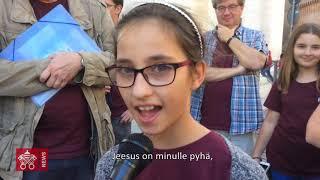 Kuka Jeesus on? Nuoret katolilaiset vastaavat