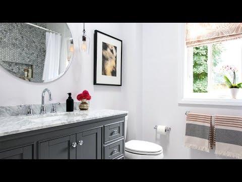 Gorgeous Bathroom Renovation   Small Bathroom Design Ideas