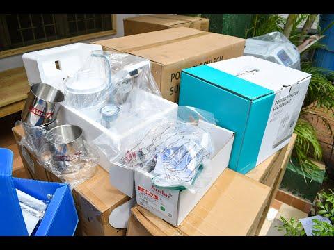Amélioration des SONU dans le département des Collines :  Un lot de matériel médical pour l'accouchement assisté, la réanimation et de diagnostic para
