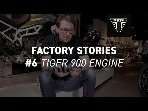 Triumph Factory Stories -Tiger 900 Engine