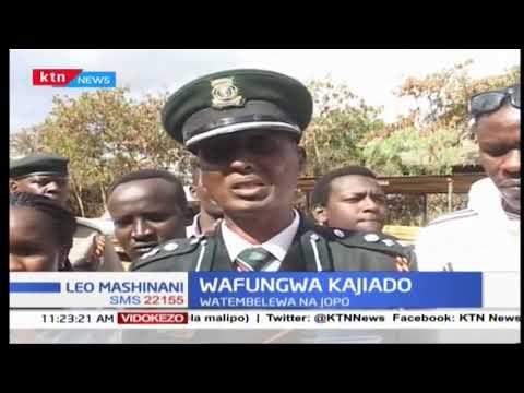 Wafungwa Kajiado watembelewa na jopo na kupokea msaada