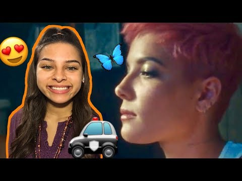 HALSEY - WITHOUT ME (OFFICIAL MUSIC VIDEO) REACTION / REVIEW 🦋