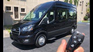 Ford Transit Passenger Van XLT 2020