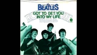 The Beatles - Got to get you into my life - Fausto Ramos