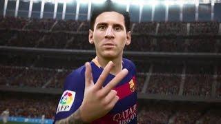 FIFA 16 Demo Trailer