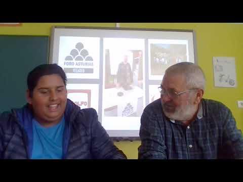 Entrevista a Virgilio López candidato (FORO) a las elecciones municipales de Vegadeo.