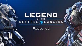 MechWarrior 5: Mercenaries - Legend of the Kestrel Lancers
