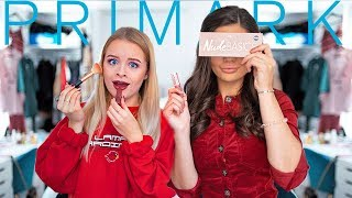 10 MINUTE £15 PRIMARK MAKEUP CHALLENGE SOPHDOESNAILS! WHO WON!?! | PRIMARK WEEK