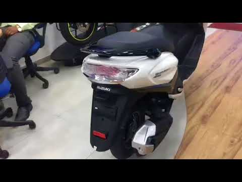 Suzuki Burgman Street 125 Scooter Full Review