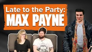 Let's Play Max Payne - Late to the Party