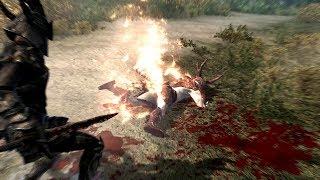 Skyrim Mod: Beyond Reach #11 The Witchman camp