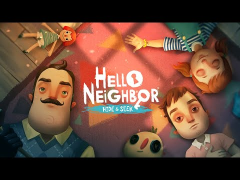 Hello Neighbor: Hide & Seek Gameplay Trailer (PC, iOS, Xbox, PS4, Switch) thumbnail