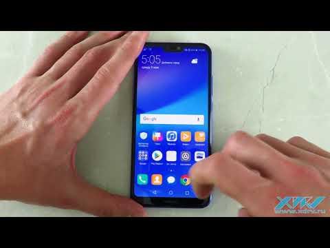 Как установить мелодию на звонок в Huawei P20 Lite (XDRV.RU)