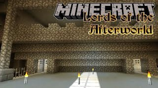 Minecraft | Lords of the Afterworld | #5 LIVING LIKE A DWARF