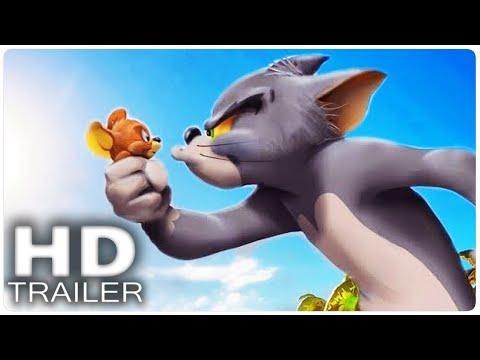 Trailer Tom y Jerry