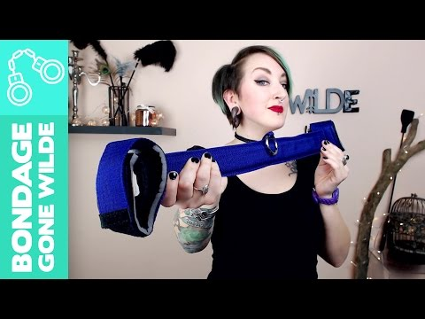 How to Use a Spreader Bar | Leg Spreader | Bondage Gone Wilde