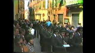 preview picture of video '1982 - Castagneto Carducci - La banda in borgo'