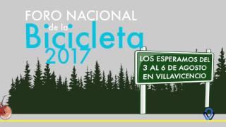 Miniatura Video Invitación Foro Nacional de la Bicicleta