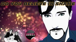 "STEFANO ERCOLINO - DO YOU BELIEVE IN SHAME ? (Cover 2018 ""Duran Duran"") Official Music Video"