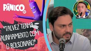 Filipe Sabará tem a benção de Bolsonaro para a prefeitura de São Paulo?